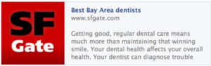sf gate dentists article
