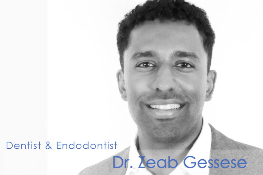 Endodontist Dr Gessese